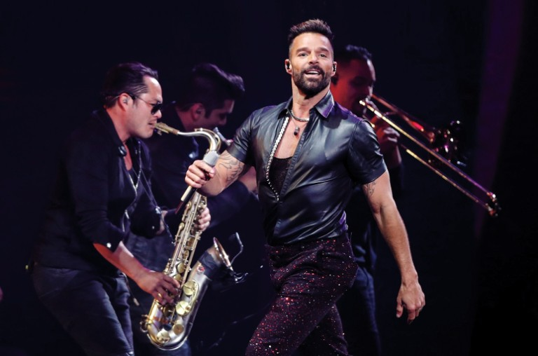 Ricky Martin, Viña del Mar festival