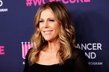 You Down With… Rita Wilson? Check Out Her Charity Remix of 'Hip Hop Hooray'