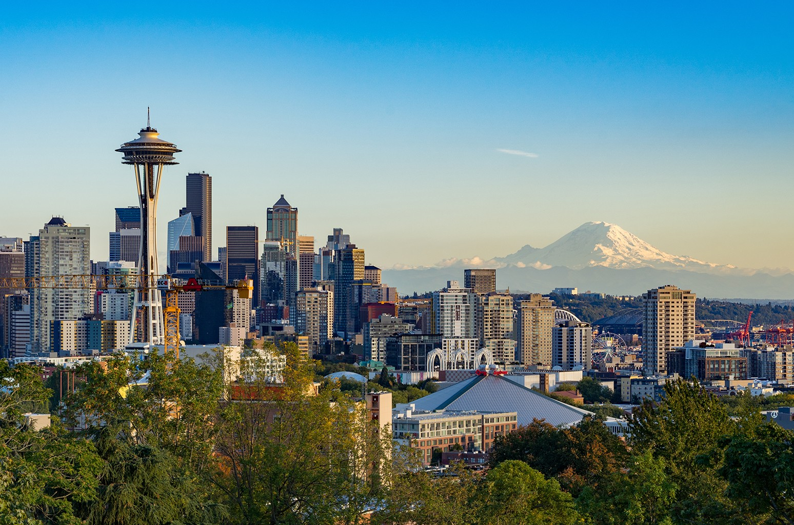 Seattle Christmas Radio Station 2020 In Seattle, America's Coronavirus Ground Zero, Music Venues Face