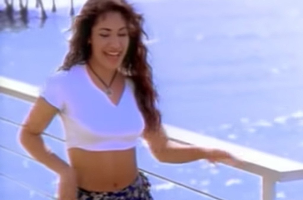 Vote For Your Favorite Selena Music Video From Bidi Bidi Bom Bom To Amor Prohibido Billboard