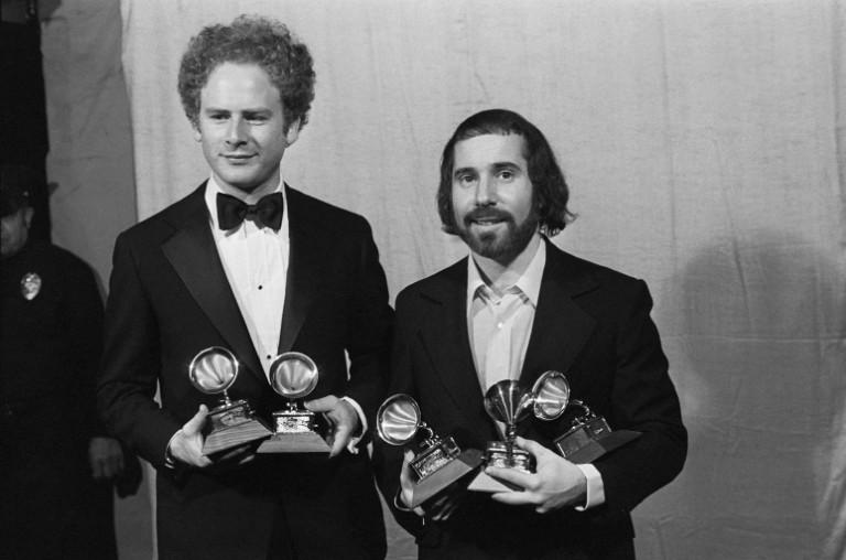 Simon & Garfunkel grammys