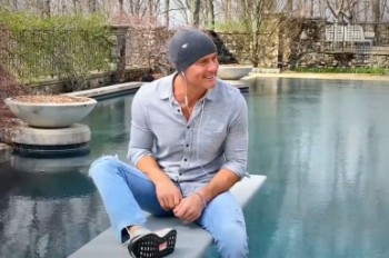 Tim McGraw Throws It Back With 'Something Like That' for iHeart Living Room Concert for America