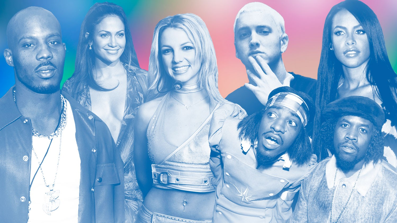 DMX Britney Spears Aaliyah Outkast