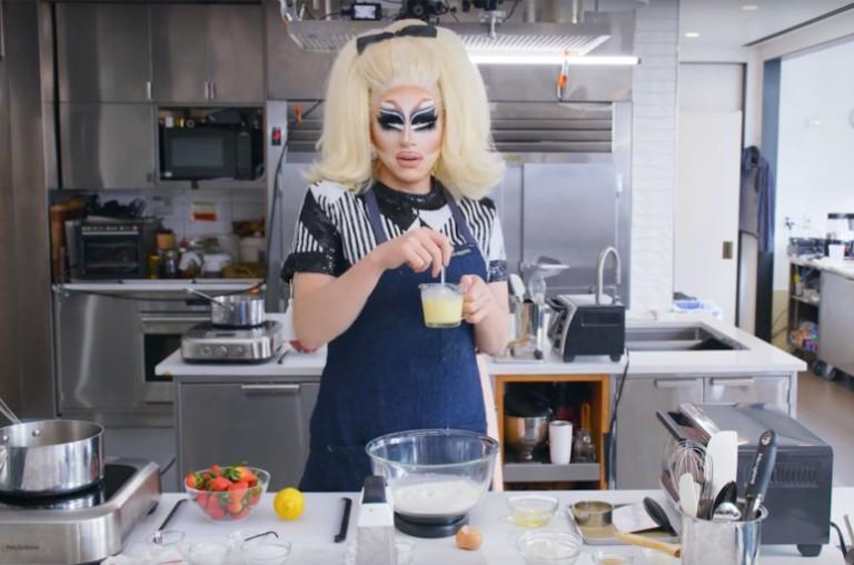 Trixie Mattel Bon Appétit