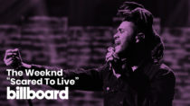"The Weeknd's ""Scared To Live"" 