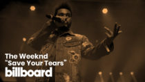"The Weeknd's ""Save Your Tears"" 