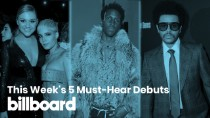 This Week's 5 Must-Hear Debuts