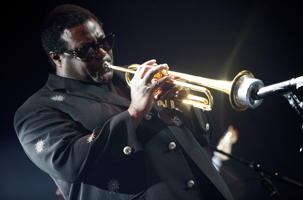 Wallace Roney Celebrated Jazz Trumpeter Dies From Coronavirus At