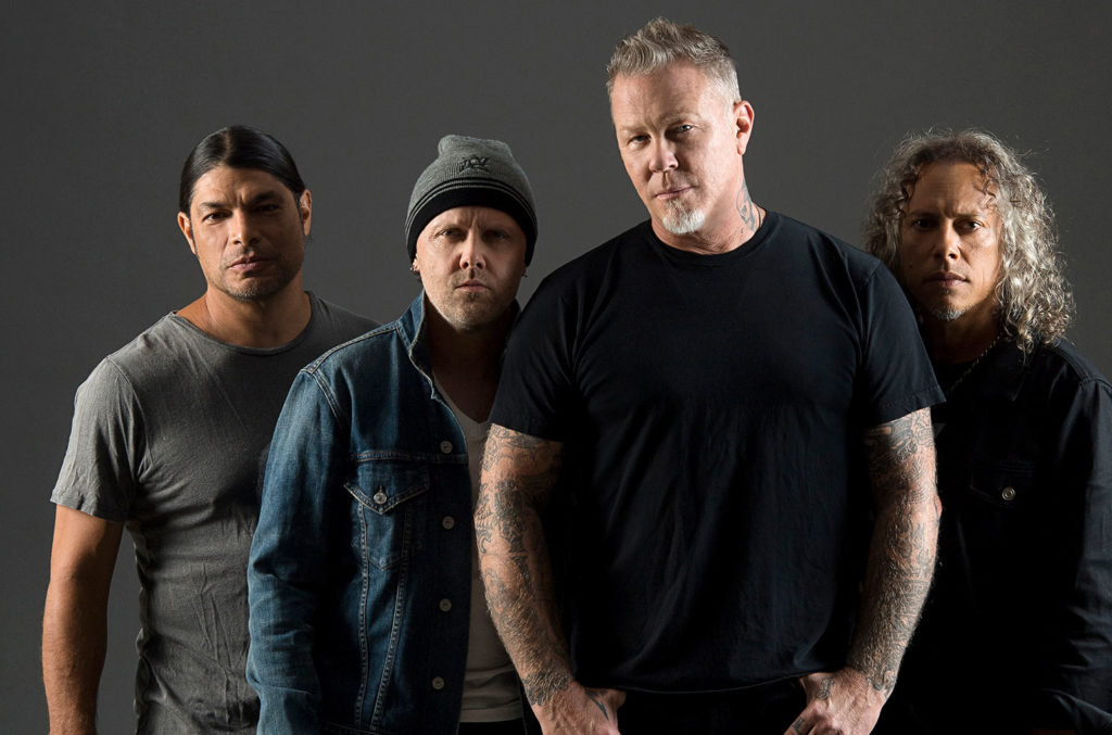 Metallica Eye Fourth No. 1 In U.K. With 'S&M2'