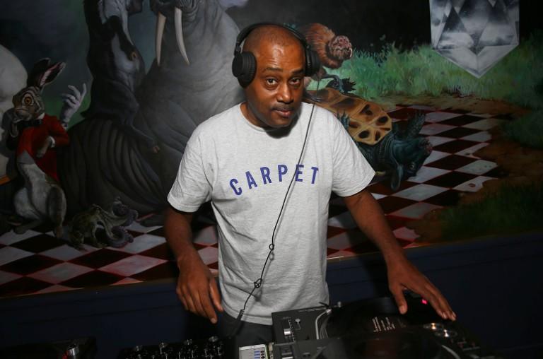 DJ Mike Huckaby