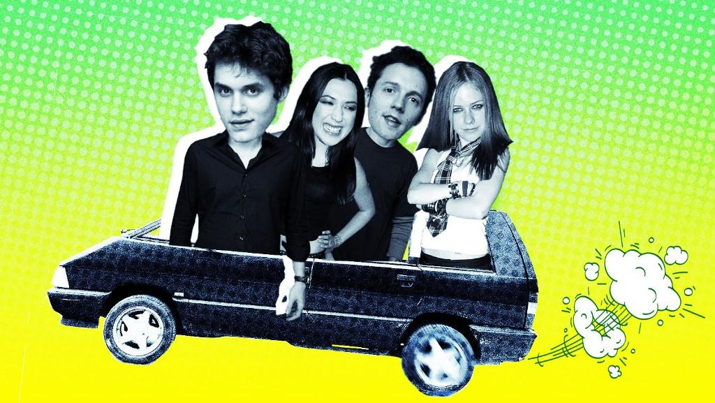The 50 Greatest Minivan Rock Songs