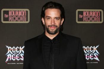 'Waitress' Star Nick Cordero Hospitalized in ICU With Pneumonia, Wife Says