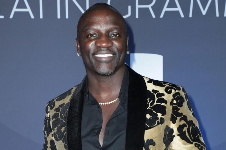 Akon latin grammys