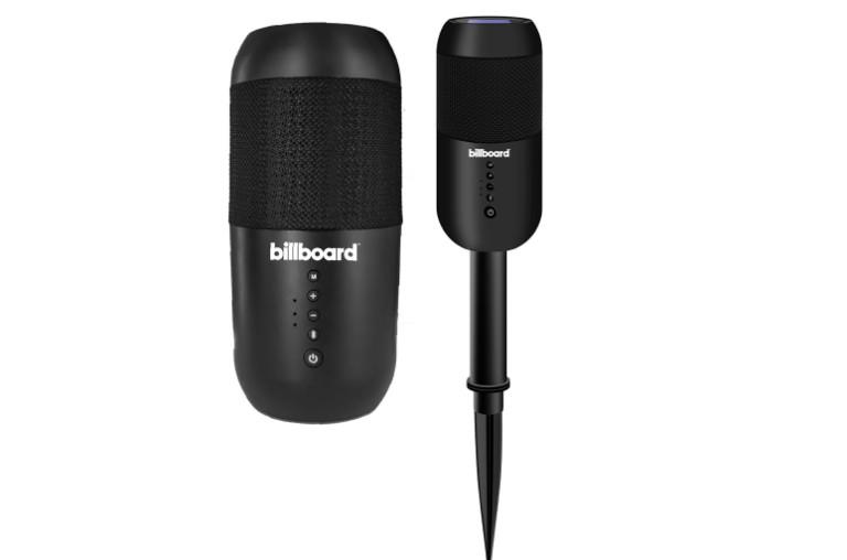 Billboard speakers