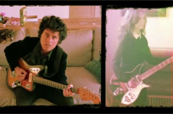 Billie Joe Armstrong Covers a Bangles Hit, With Some Help From Susanna Hoffs