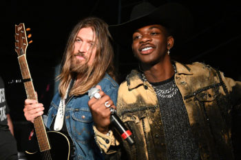 Lil Nas X & Billy Ray Cyrus Celebrate 1 Year of 'Old Town Road' Remix: 'DAMN did it change EVERYTHING'