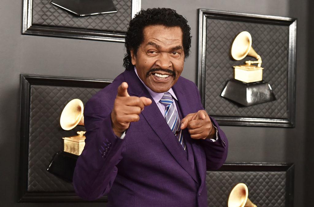 Bobby Rush Grammys