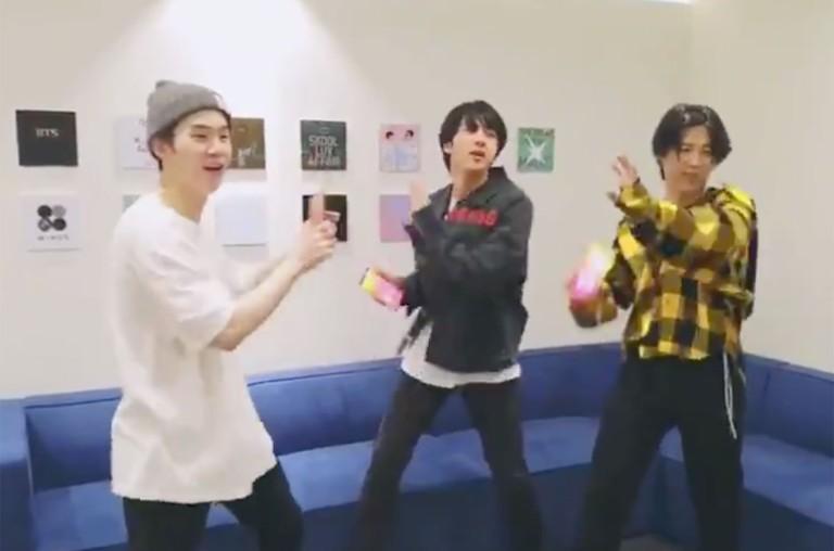 BTS Con Calma
