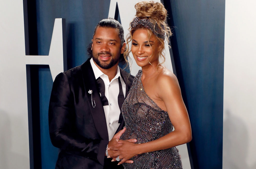 Ciara & Russell Wilson Exchange Romantic Messages on Anniversary of First Day They Met