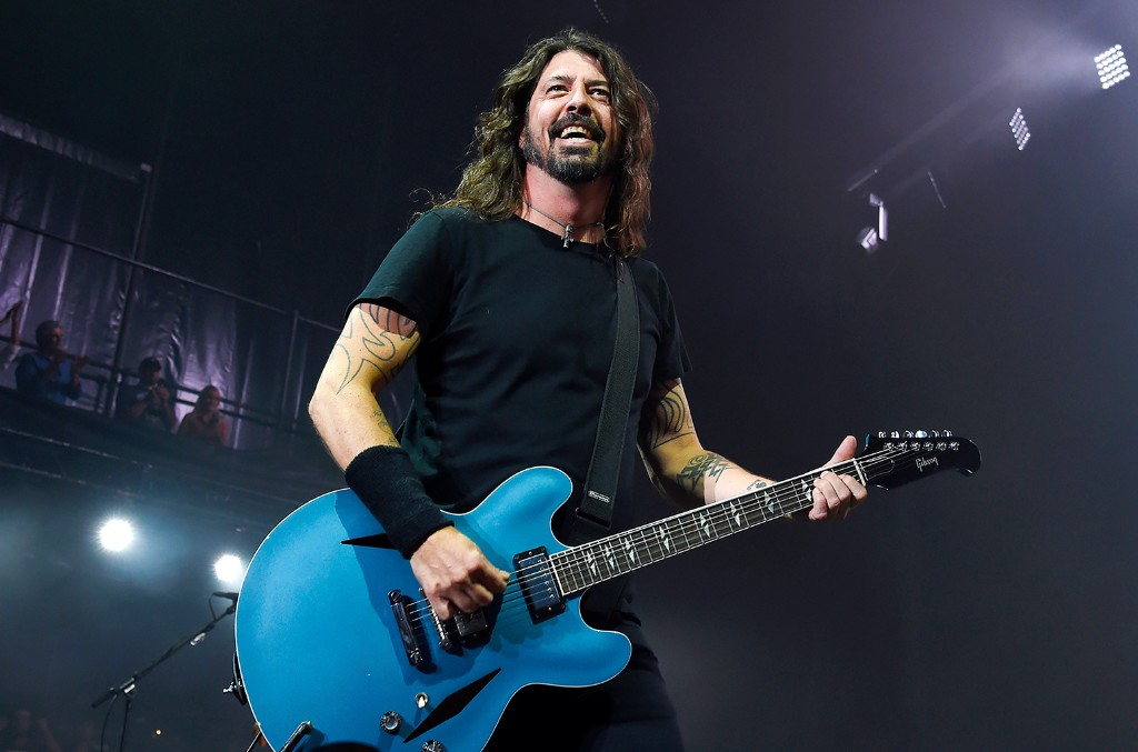 Dave Grohl Once Lost His Mind Over A Secret Jam Sesh With Prince