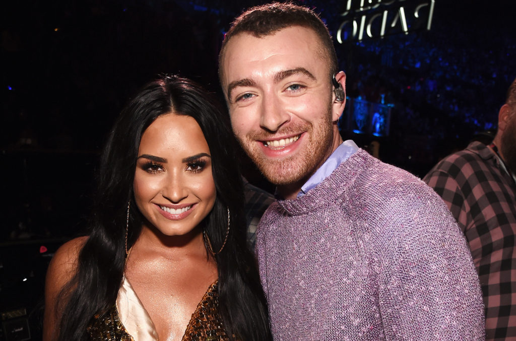 Sam Smith & Demi Lovato Conquer the Olympics in Powerful 'I'm ...