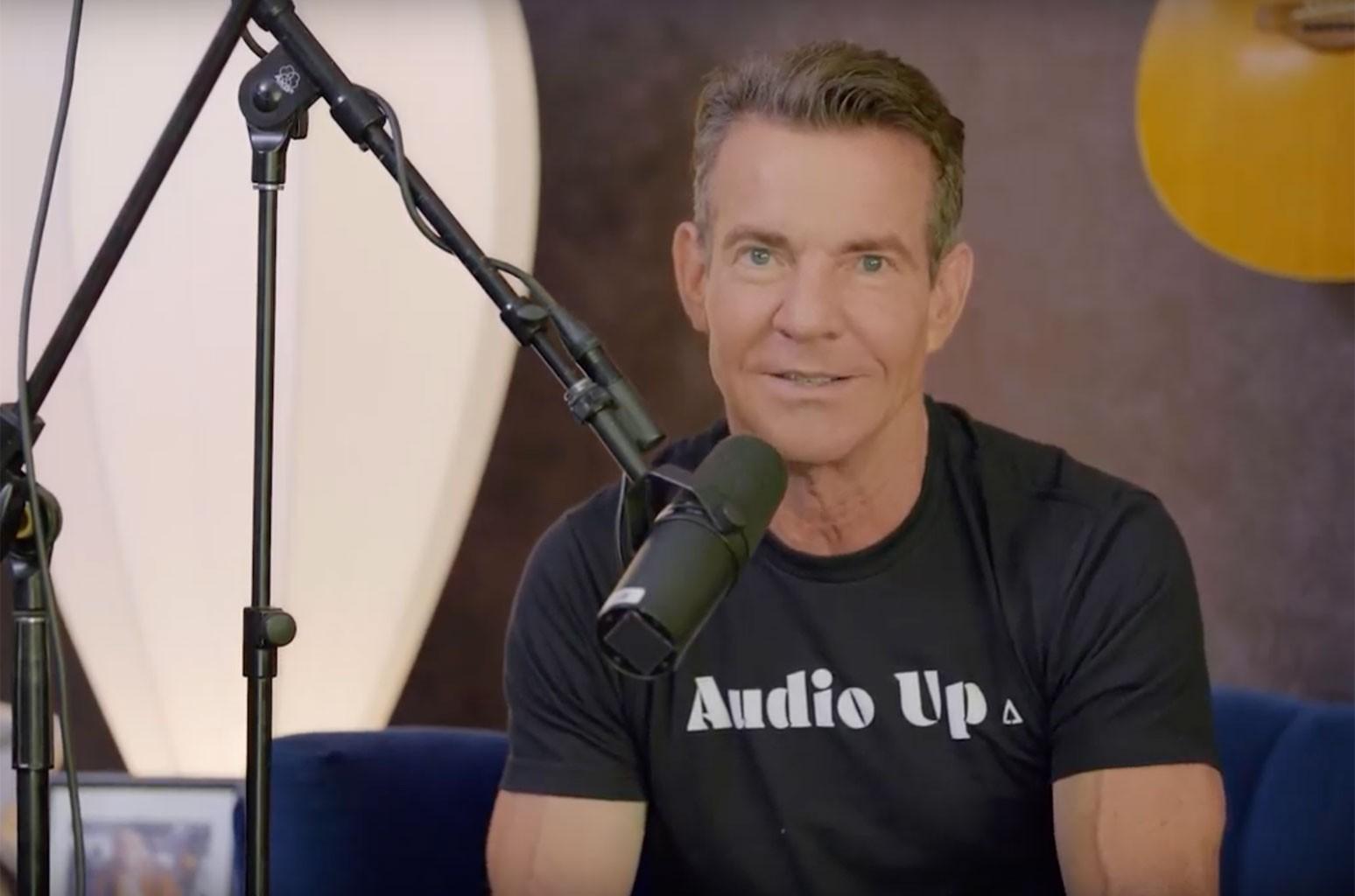 Dennis Quaid podcast