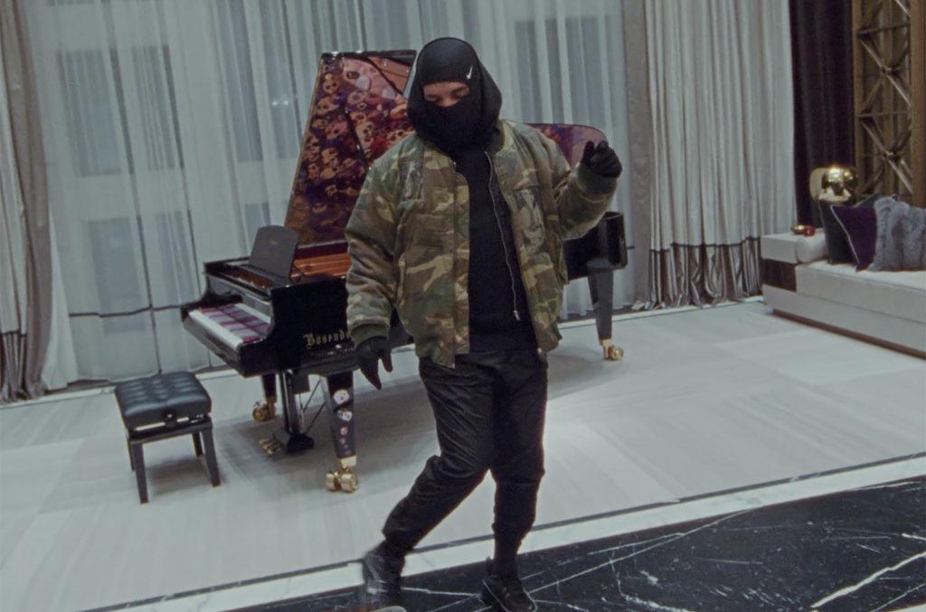 "Drake, ""Toosie Slide"""