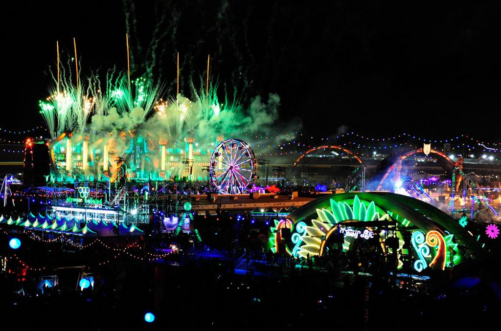 Electric Daisy Carnival Las Vegas
