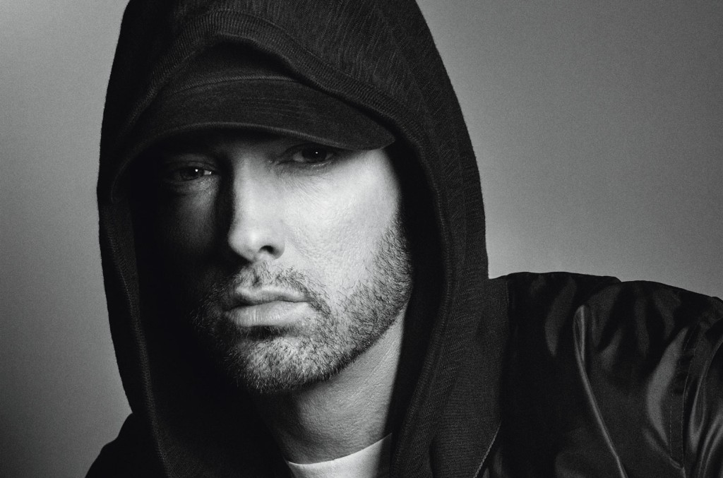 Eminem Offering Limited-Time 'Recovery' Anniversary Merch