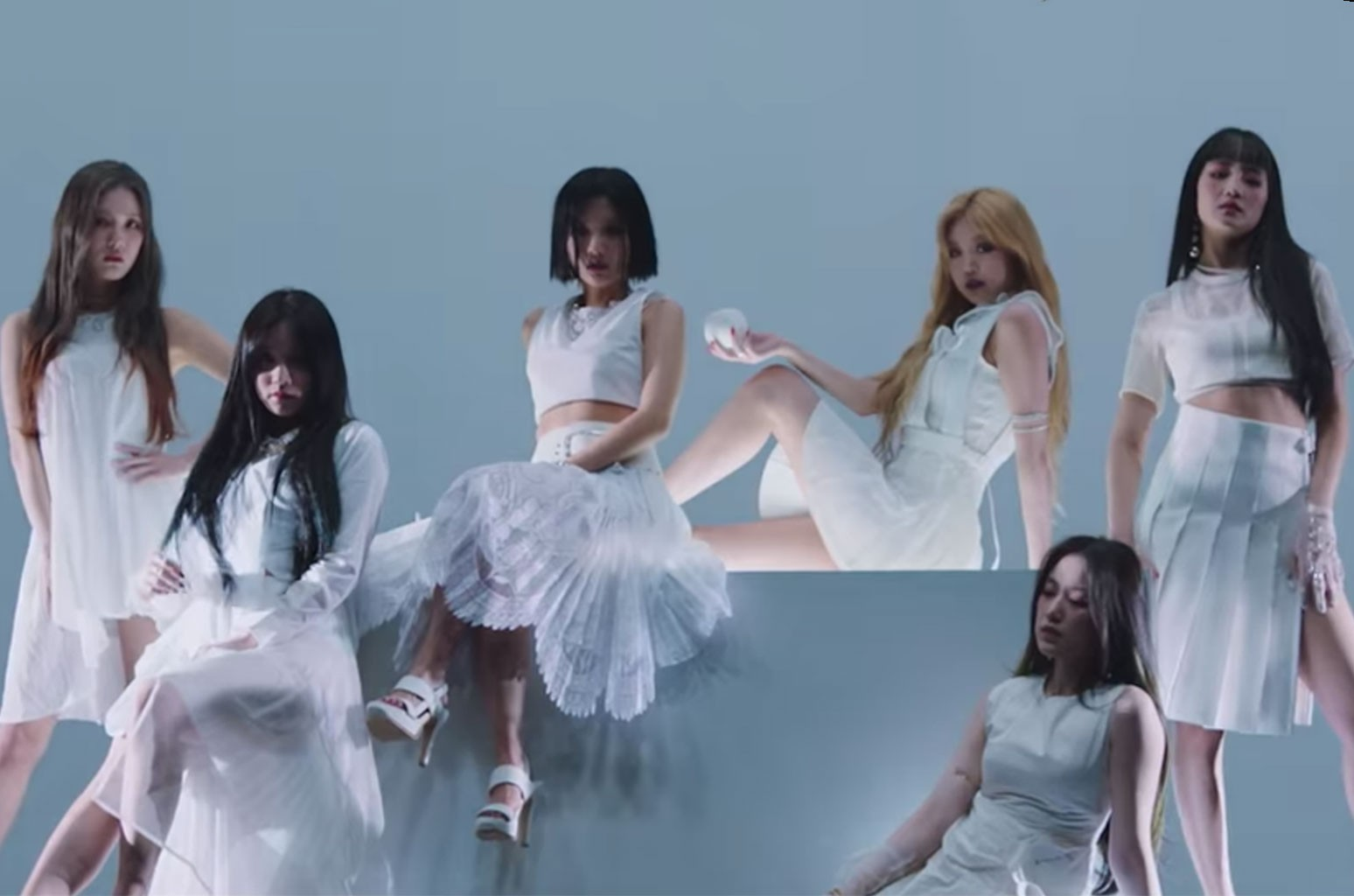 (G)I-DLE Oh my god