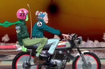 Gorillaz Take a Beat Bangin' Road Trip With Peter Hook & Georgia on 'Aries': Listen