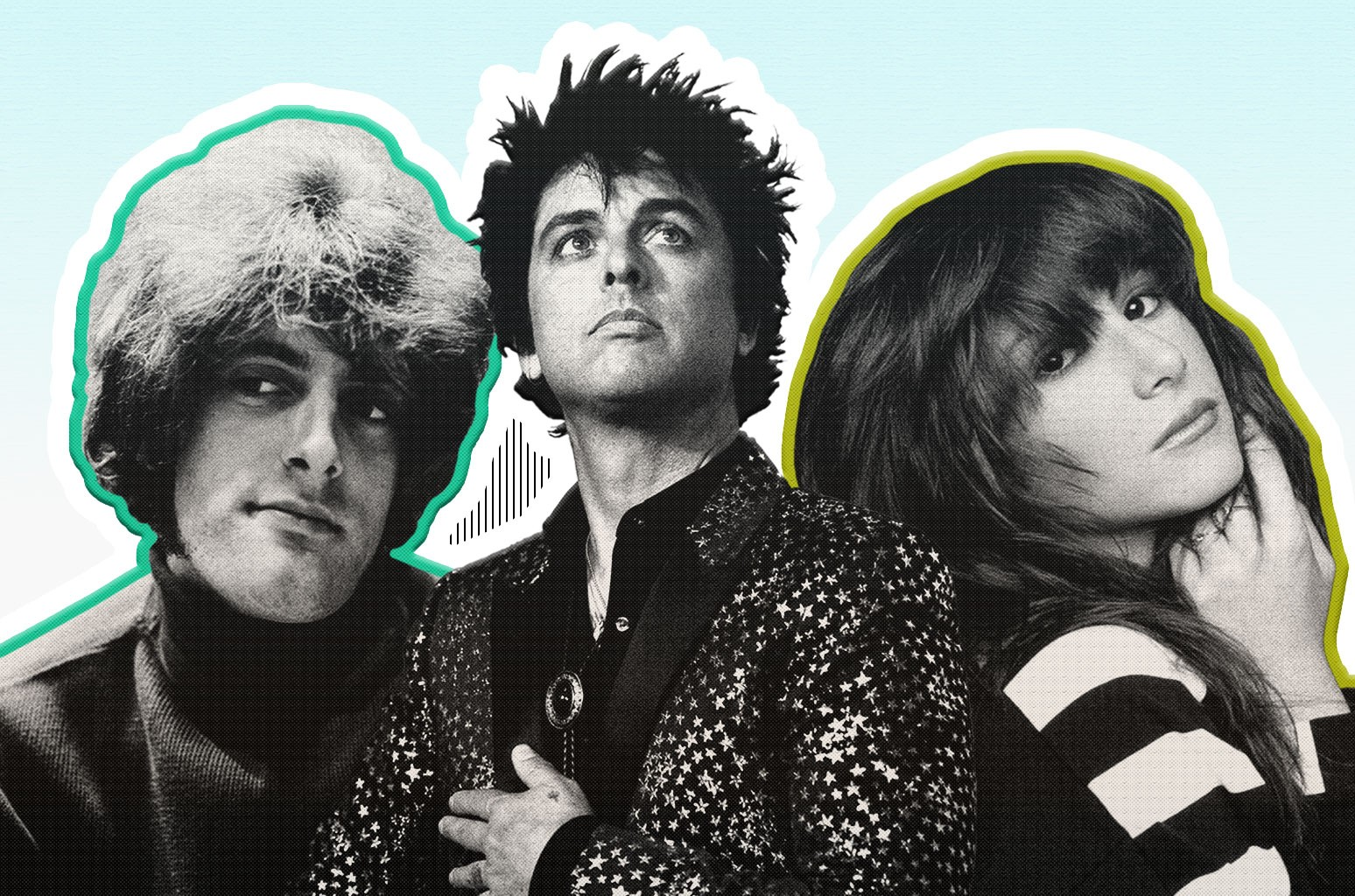 Tommy James, Billie Joe Armstrong, Tiffany