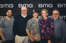 Jason Mraz Signs Three-Album Deal With BMG