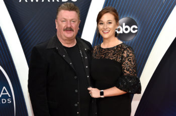 Joe Diffie's Widow Thanks Fans for Their Love, Wants to 'Keep His Legacy Alive Forever'