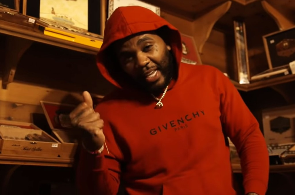 Kevin Gates Pays Homage to Kobe Bryant in 'Wetty' Freestyle Video: Watch