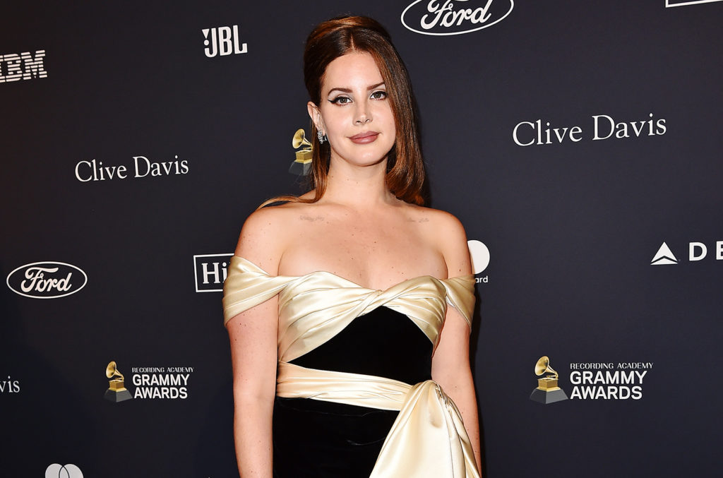 Lana Del Rey Shares New Spoken Word Piece 'Patent Leather Do-Over': Listen