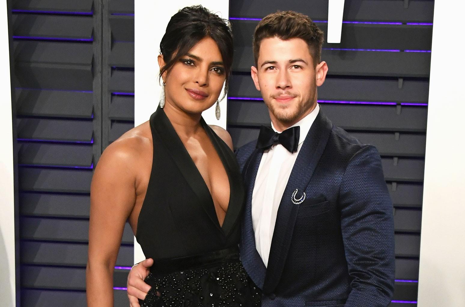 Nick Jonas & Priyanka Chopra Jonas to Announce 2021 Oscar Nominations
