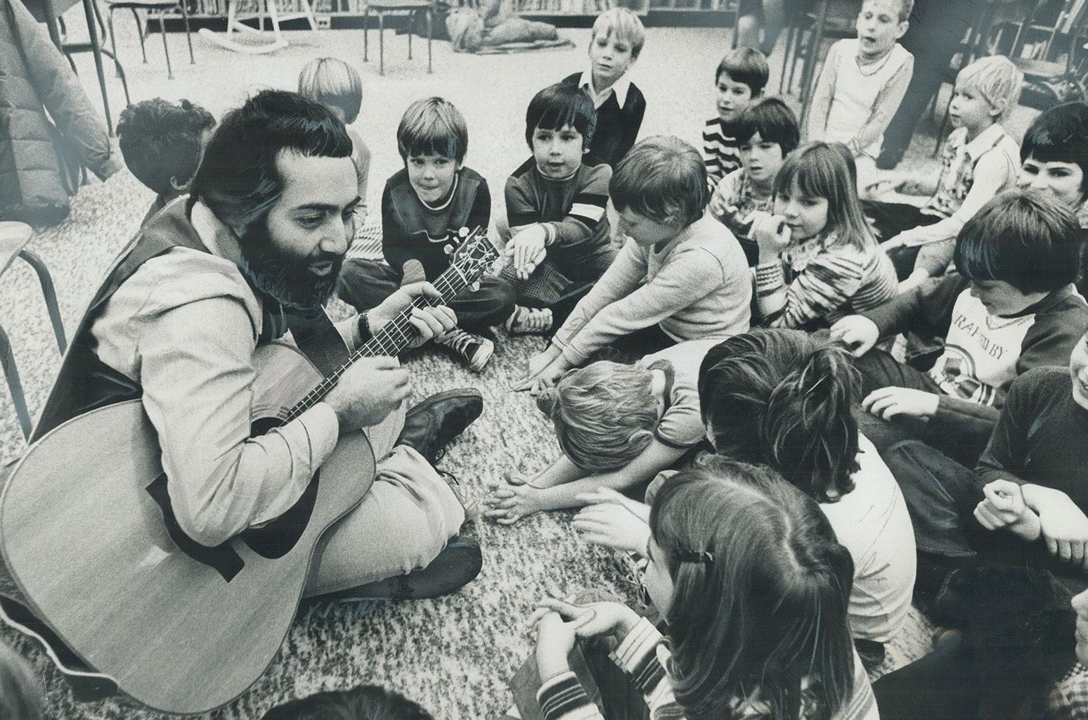 Raffi Toronto Kids