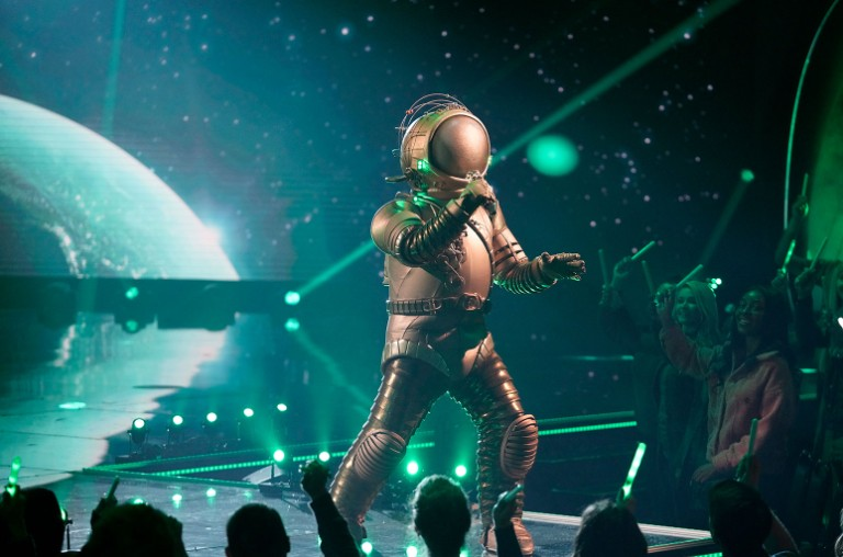 The Astronaut Masked Singer