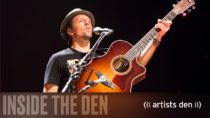 Inside the Den With Jason Mraz at Royce Hall | Artists Den