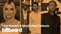 This Week's 5 Must-Hear Debuts