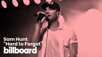 """Sam Hunt's """"Hard to Forget"""" 