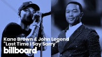 """Kane Brown & John Legend's """"Last Time I Say Sorry"""" 