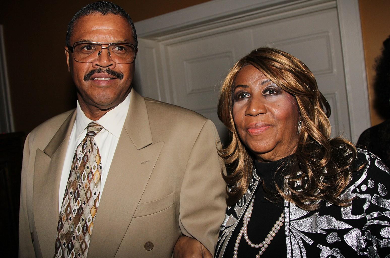 Willie Wilkerson, Aretha Franklin