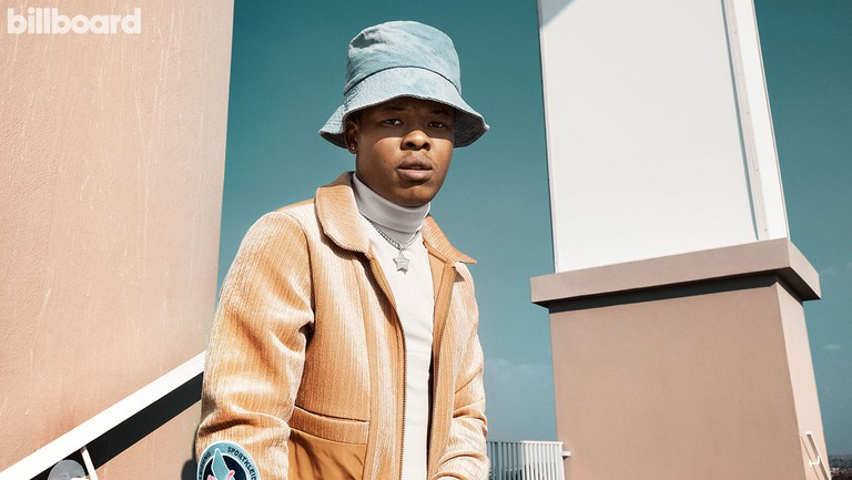 <p>NastyC photographed on May7, 2020 in Johannesburg.</p>