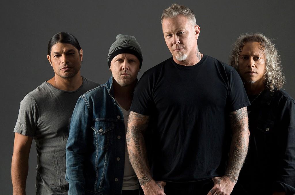 Metallica Rock Australia's Albums Chart With 'S&M2' thumbnail