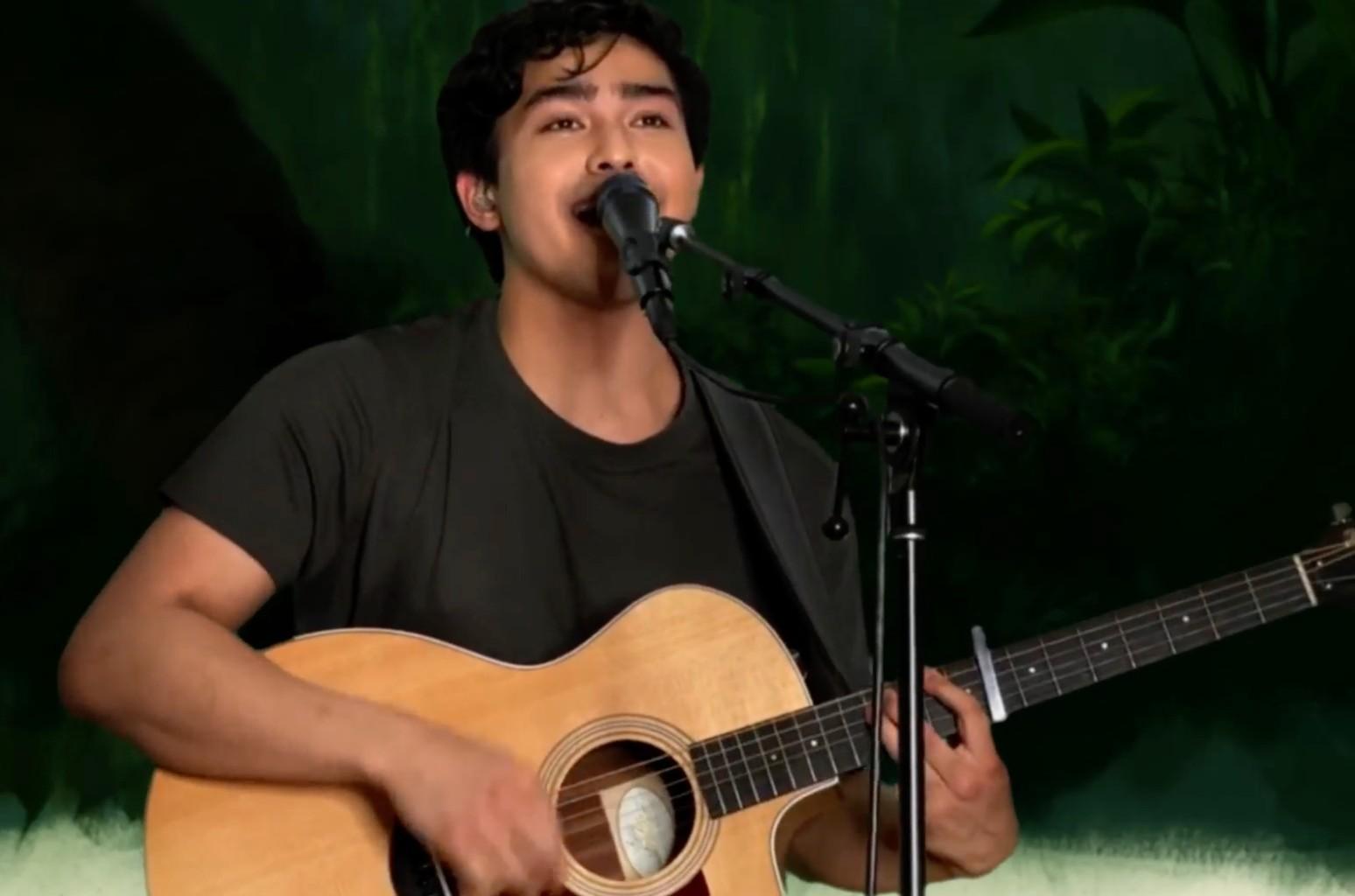 Francisco Martin on 'American Idol'