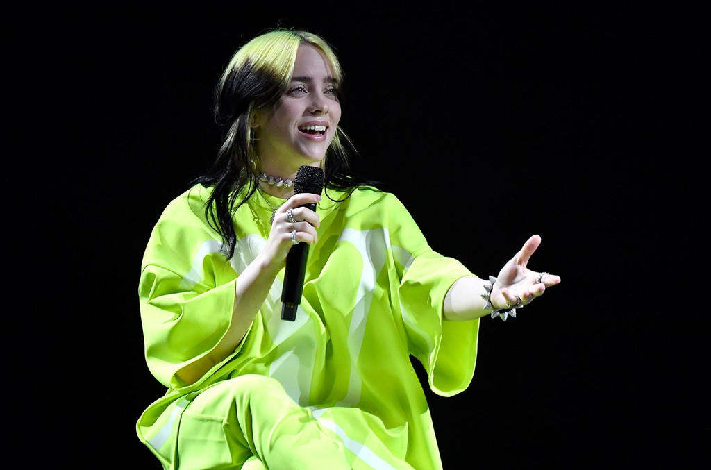 Billie Eilish On Track For U.K. Top 5 Debut With 'My Future' thumbnail