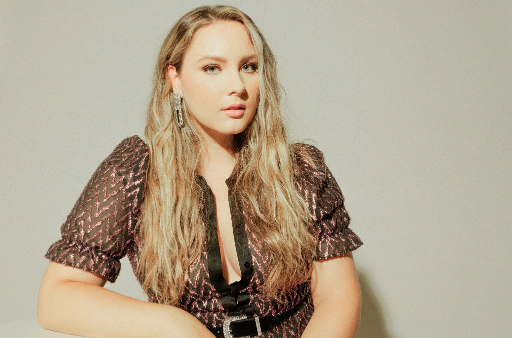 Caroline Marquard Debuts Touching 'Never Should've Left,' Penned With Taylor Swift Co-Writer Liz Rose: Premiere