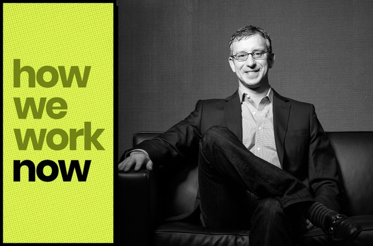 How We Work Now: NMPA President/CEO David Israelite